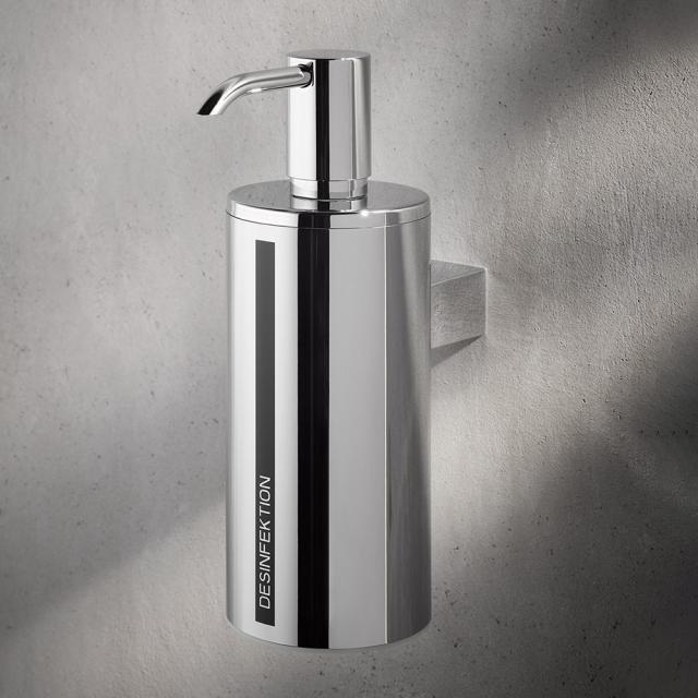 Keuco Universal disinfectant dispenser, wall-mounted model