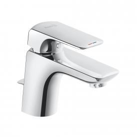 Kludi AMEO single lever basin mixer with pop-up waste set