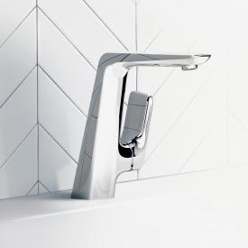Kludi AMEO single lever basin mixer with push-open waste valve