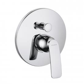 Kludi BALANCE concealed bath fitting with safety device