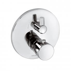 Kludi BALANCE concealed thermostatic fitting for 1 outlet chrome