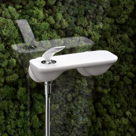 Kludi BALANCE single lever shower mixer chrome/white