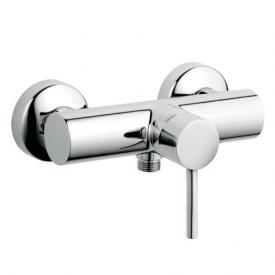 Kludi BOZZ exposed, single lever shower mixer