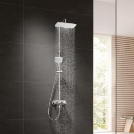 Kludi COCKPIT Explorer Thermostat Dual shower system