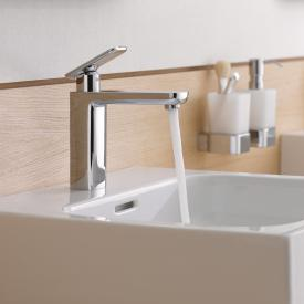Kludi E2 single lever basin mixer without waste set