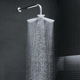 "Kludi FIZZ ceiling-mounted overhead shower 1/2"", without shower arm"