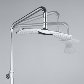 "Kludi FIZZ dual shower system 1/2"", wall-mounted"