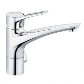 Kludi MX single lever kitchen fitting, DN 15 with utility valve chrome