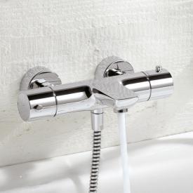 Kludi OBJEKTA thermostatic bath fill and shower fitting