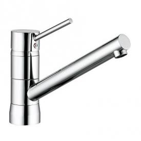 Kludi SCOPE single lever bayonet kitchen fitting DN 10 chrome