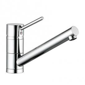 Kludi SCOPE single lever kitchen mixer DN 10 chrome