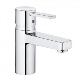 Kludi ZENTA basin fitting without waste set, chrome