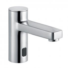Kludi ZENTA electronic basin mixer without mixing shaft,  battery operated