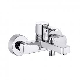 Kludi ZENTA single lever bath/shower mixer chrome