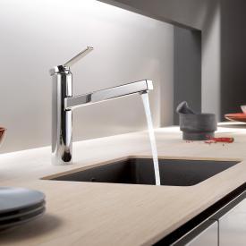 Kludi ZENTA single lever kitchen mixer