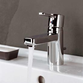 Kludi ZENTA XL single lever basin mixer with pop-up waste set, chrome