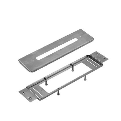 Kludi mounting plate for four hole fittings