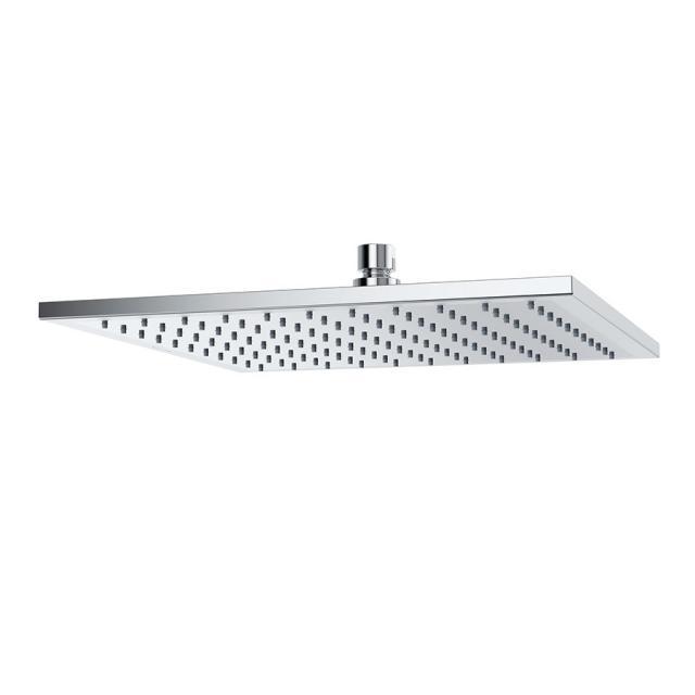 Kludi A-QA overhead shower, square chrome