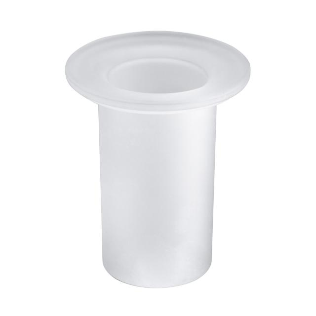 Kludi A-XES replacement glass for toilet brush set