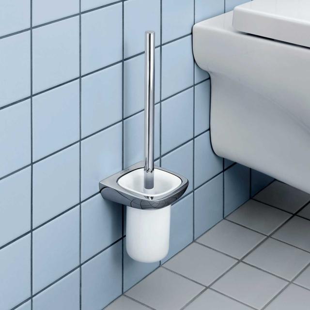 Kludi AMBA toilet brush set