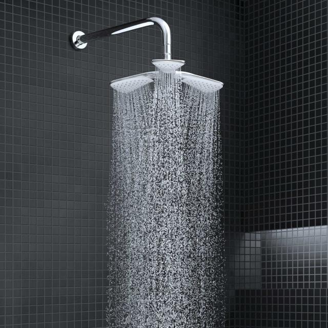 Kludi FIZZ triple overhead shower