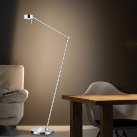 Knapstein LED floor lamp with dimmer
