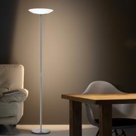 Knapstein LED floor lamp with dimmer