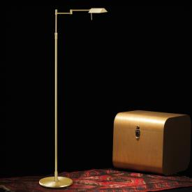 Knapstein LED reading lamp with dimmer