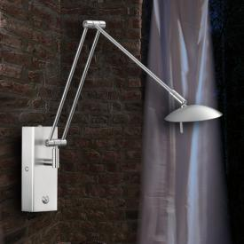 Knapstein LED wall light with touch dimmer