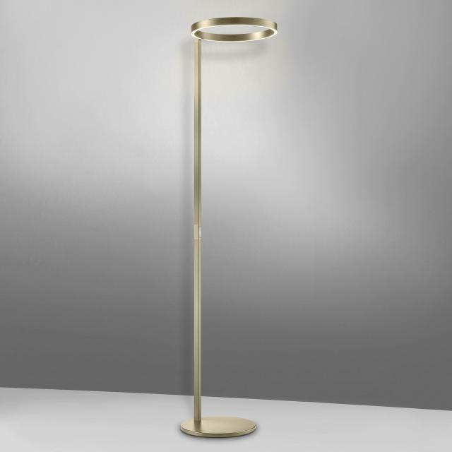 Knapstein Lana LED floor lamp with dimmer