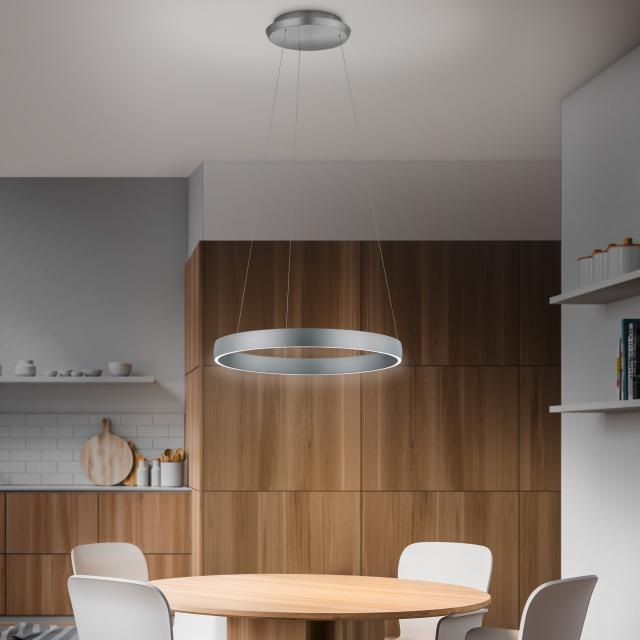 Knapstein Sara LED pendant light with dimmer and CCT