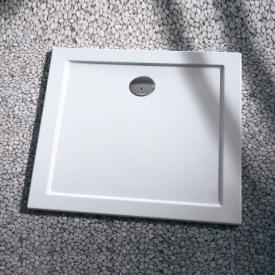 Koralle T300 rectangular shower tray white