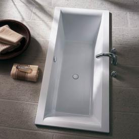 Koralle T700 rectangular bath white