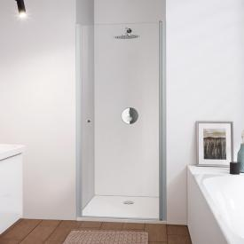Koralle TwiggyPlus hinged door for recess