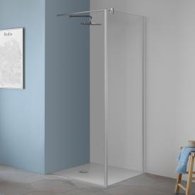Koralle TwiggyPlus partition TSG transparent / matt silver