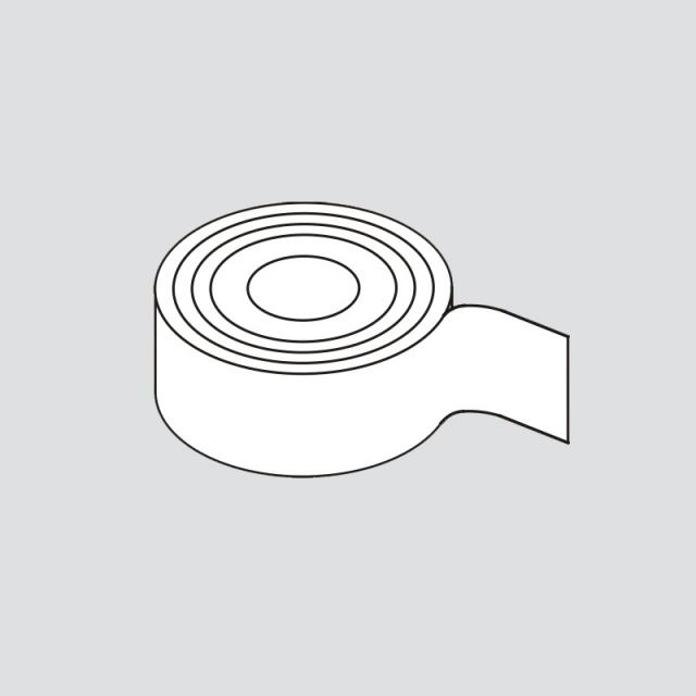 Koralle sealing strip for baths and shower trays