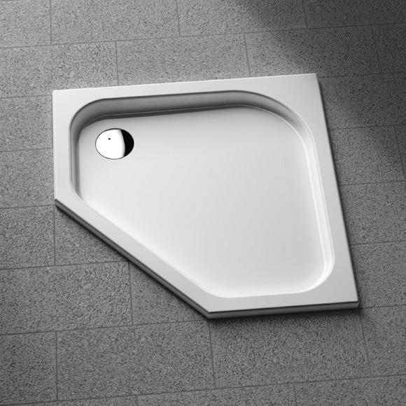 Koralle T200 pentagonal shower tray