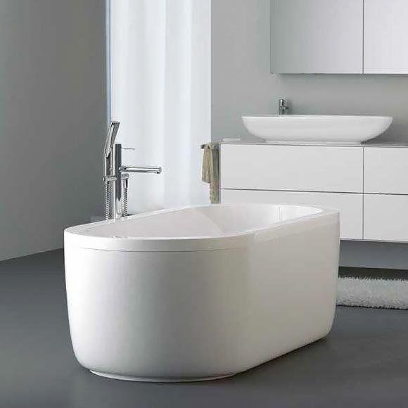Koralle T200 freestanding oval bath