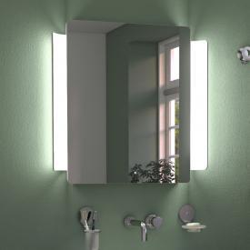 KOH-I-NOOR ABBRACCIO mirror with LED lighting