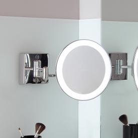 KOH-I-NOOR DISCOLO LED Miroir cosmétique mural