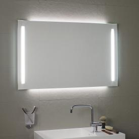 KOH-I-NOOR DUO mirror with LED side and room lighting and switch for the side lighting