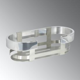 KOH-I-NOOR MATERIA shelf aluminium gloss