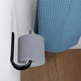 KOH-I-NOOR MATERIA toilet roll holder black