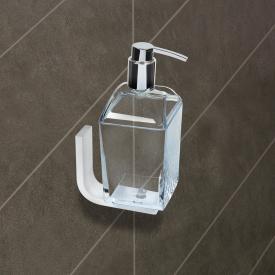 KOH-I-NOOR MATERIA wall-mounted soap dispenser white