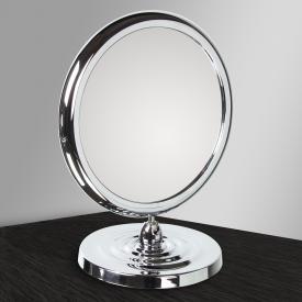 KOH-I-NOOR TOELETTA freestanding beauty mirror 3x magnification, chrome