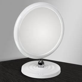 KOH-I-NOOR TOELETTA freestanding beauty mirror 3x magnification, white