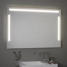 KOH-I-NOOR TRE LUCI LED mirror with top and side lighting