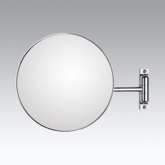 KOH-I-NOOR DISCOLO wall-mounted beauty mirror, P: 310 mm, magnification 3x