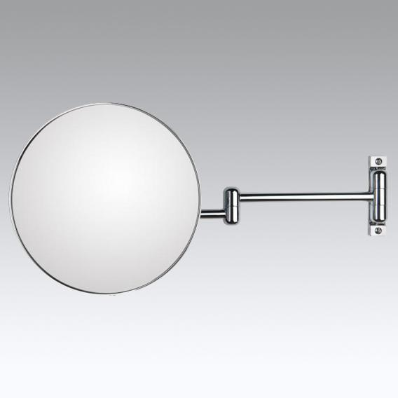 KOH-I-NOOR DISCOLO wall-mounted beauty mirror, P: 460 mm, magnification 3x