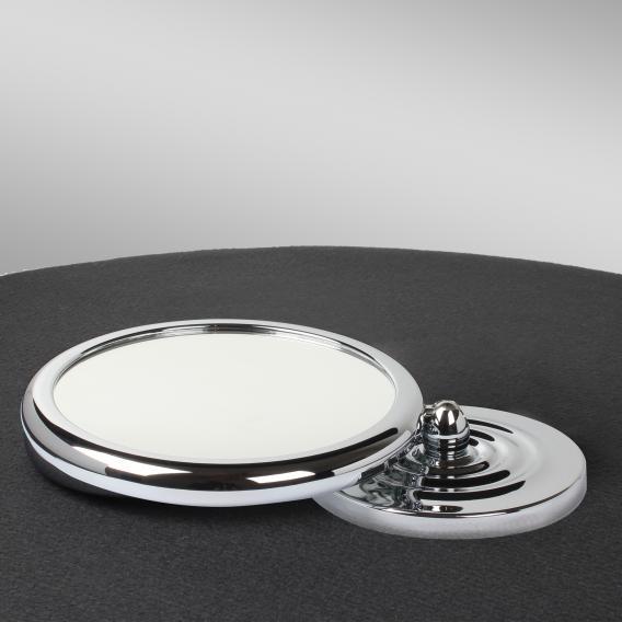 KOH-I-NOOR TOELETTA freestanding beauty mirror 3x magnification, white